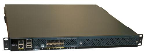 CISCO 5500 Series AIR-CT5508-K9 Wireless Controller, 12 AP