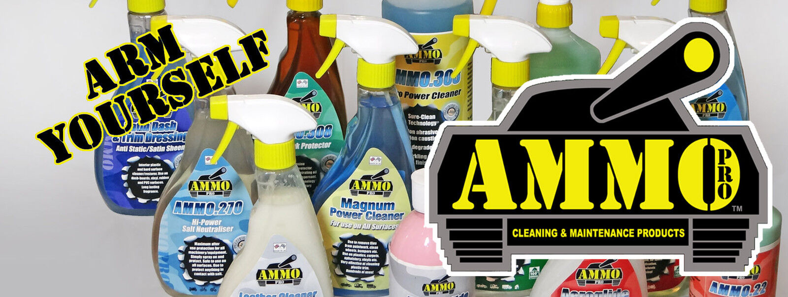 Ammo Car Cleaning Products Uk