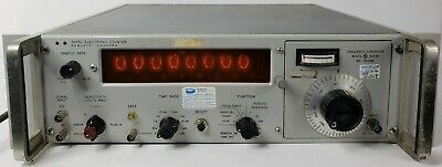 Hp 5245l Electronic Counter Frequency Converter 5253b