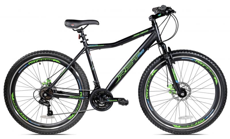 "27.5"" Men's Genesis RCT Hardtail Mountain Bike 21 Multi-speed Aluminum Frame"