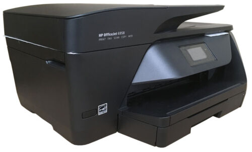 Refurbished HP OfficeJet 6958 Printer without Cartridges