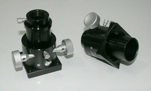 "GSO 1.25"" Crayford  Focuser for Newts & Dobs with 7-9"" dia tubes, single speed"