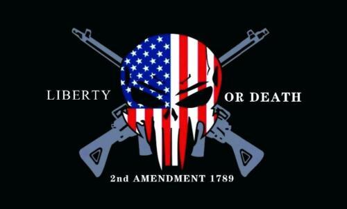 2nd Amendment - Sniper - Flag 3x5' F11823