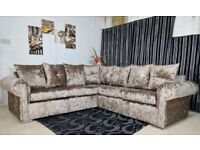 CHEAPEST PRICE LUXURY SOFA + Free FootStool 3+2 SEATER 14128