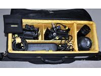 Dedo Lights DLH4 Kit and major accessories in superb condition