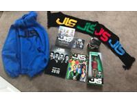 JLS bundle memorabilia
