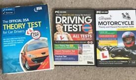 Bundle of driving test