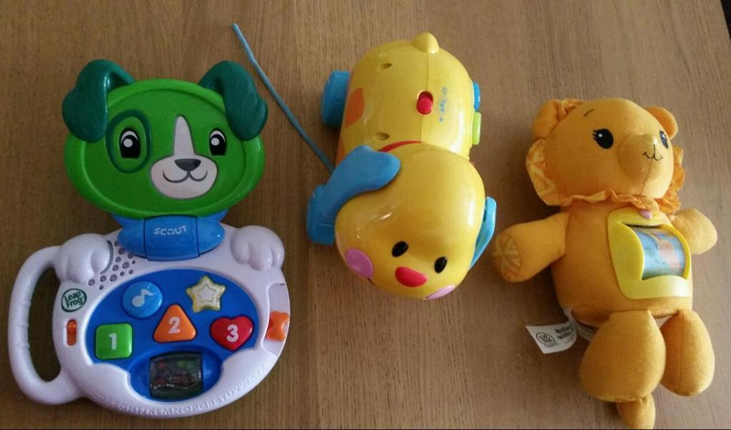 Baby Toy Bundle Leap Frog & John Lewis | in Speedwell, Bristol | Gumtree