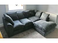 LIMITED TIME OFFER ON DYLAN CORNER SOFA AVAILABLE IN 3+2 ~ ~WITH REASONABLE PRICES