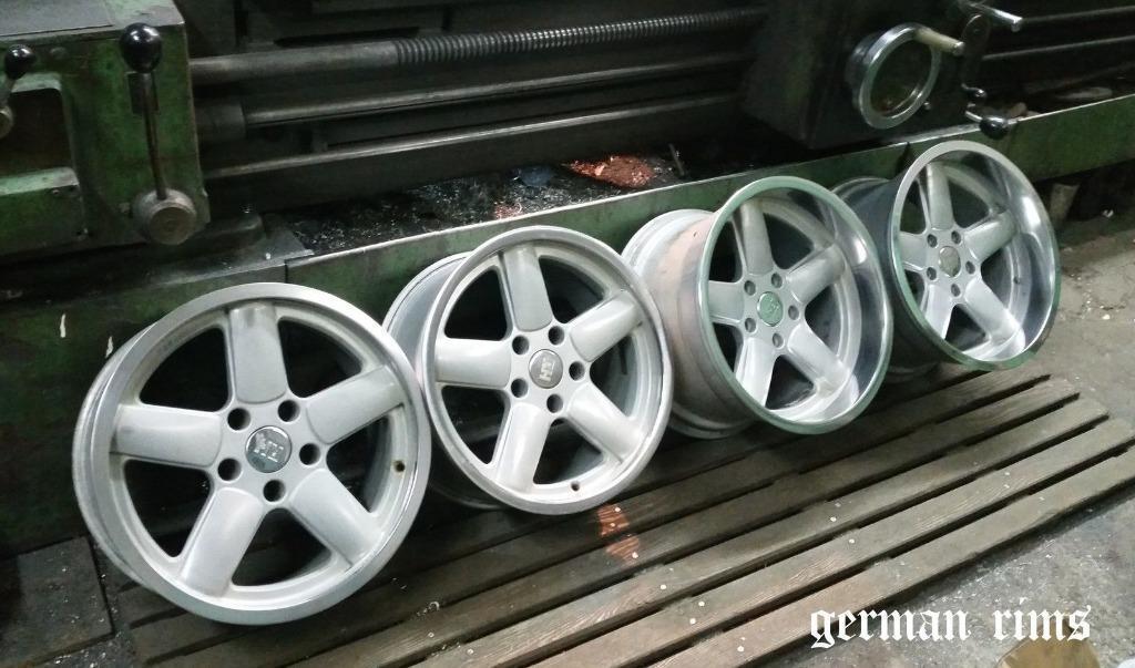Sale 17 8 10j 5x120 Rh X Rad Ac Schnitzer E24 E28 E30 E31 E32 E34 E36 E38 E46 M3 Alloy Wheel