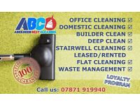 £12 per hour! Make your New Year clean!