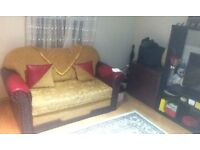 Double room to let. Furnished and clean.