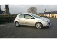 Renault Clio 2009 1.5 dCi Dynamique 🔥 £30 ROAD TAX 🔥 vw ford 207 polo jazz corsa fiesta