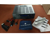 Cambridge Audio Azur 650R AV Receiver Home Cinema Amplifier