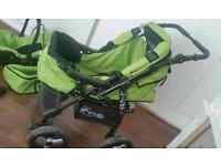 Travel system for baby / pram
