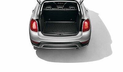 Fiat 500X Rear Boot Moulded Liner New + Genuine 50927542