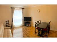 One bedroom, ground floor flat,fully furnished in Corstorphine -2 houses at EH12 7TA & EH12 7XR