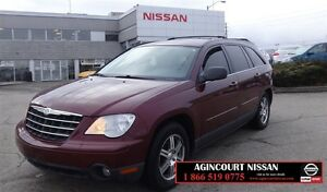2008 Chrysler Pacifica Touring|FWD|LEATHER| AS-IS|NO ACCIDENT|SU