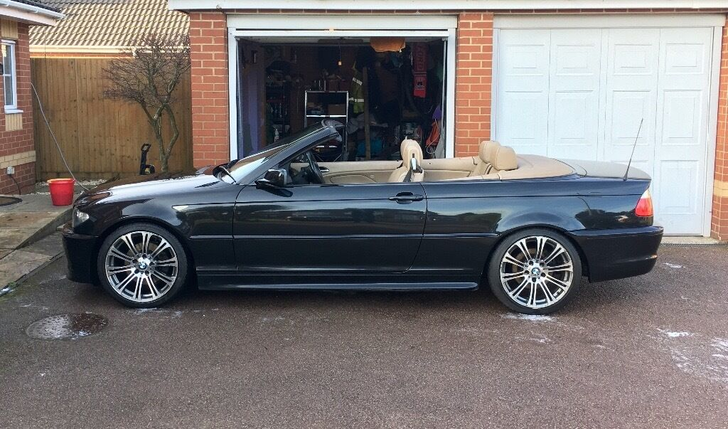 2005 Bmw 320d Msport Convertible E46 Manual In High Wycombe