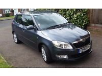 "Skoda Fabia 1.2 TSI 85 ""Elegance"" 2010, £3150 --- REDUCED for quick sale."