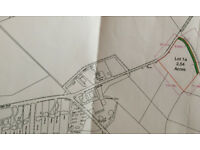 Land for sale in London borough of Bromley 2.5 acre (10,000sqm) corner plot with full road access