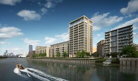 ONE BEDROOM STYLISH APARTMENT IN THIS NEW DEVELOPMENT ROYAL WHARF ON RIVER FRONT ROYAL DOCKS