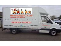 BATH REMOVALS SERVICES- BATH MAN & VAN - FREE CALL BACK -INSTANT QUOTE - Domestic- Offices Removals