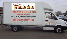 Gloucester Man & Van Removal Services – Domestic/ Offices/ Students – Free Call Back - Instant Quote