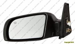 Door Mirror Power Driver Side Heated Signal Coupe 3.5L Nissan ALTIMA 2008-2012