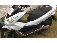 Honda PCX125 2015 White