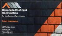 Barracuda Roofing and Construction