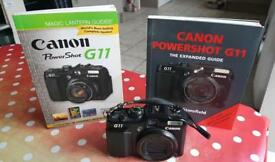 Canon Digital G11 Compact Camera