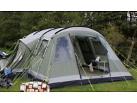 Outwell Montana 6 Family Tent + extras