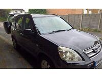 £2,499 · Honda CRV 2007 2.2 Diesel Black service history /12 months MOT. Totally reliable