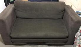 IKEA-Two-Seater-Sofa-Bed