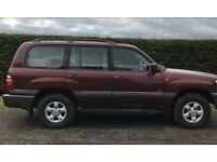 Wanted Toyota landcruiser