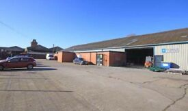 Light Industrial Units Workspace Warehouse Unit TO LET Wigan (4800 sq.ft)