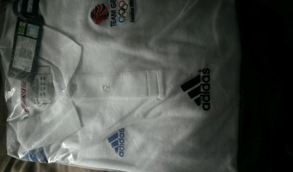 Polo Team Shirts For Sale Team gb Polo Shirt Unopened