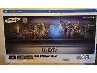 Samsung 48-inch Ultra HD 4K Smart TV with Wifi