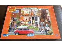Jigsaw puzzle memory lane by Gibson's 1000 pieces