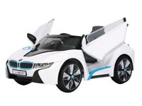 Electric car toy Bmw I8