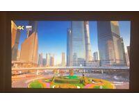 BenQ TK800 True 4K UHD HDR Home Cinema Projector DLP   3000 Lumens   HDMI   Football Mode