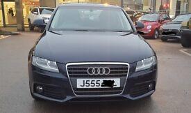 Audi a4 1.8 tfsi. Low mileage. 10months mot