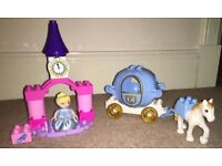 Lego Duplo 6153 Cinderella's Carriage