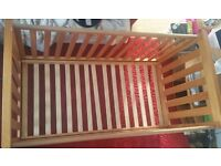 Mathercare cot bed