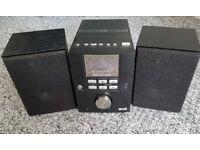 Wharfdale Mini HiFi NE-372 CD/DAB/FM