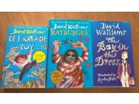 Children's books by four of the best (most popular), authors