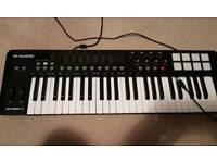 M Audio Oxygen49 usb Keyboard