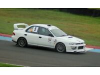 1995 Subaru Impreza Race Track Car