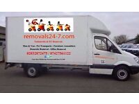 Man with the Van Reading-Free Removals Services Quote-Small & Big Jobs Welcome-House & Offices Moves